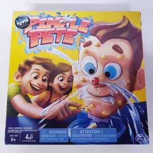 PIMPLE PETE Game For Families NWT